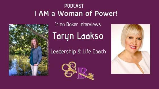 Interview with Taryn Laakso & Irina Baker