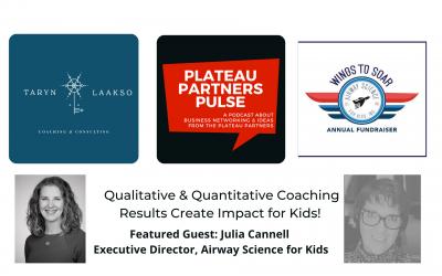 Taryn Laakso on BNI's 2nd Season of Plateau Partners Pulse Podcast