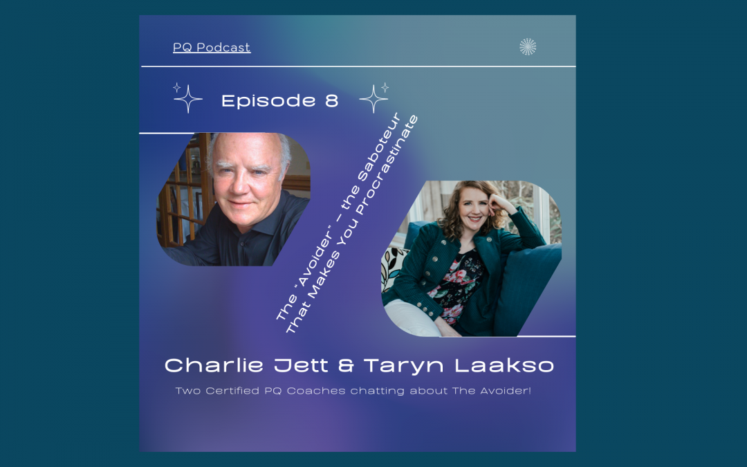 PQ Podcast hosted by Charlie Jett: Breaking down the Brain Bullies blocking your potential, happiness, and success